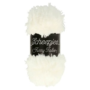 Lana Scheepjes Furry Tales 970 Snow White