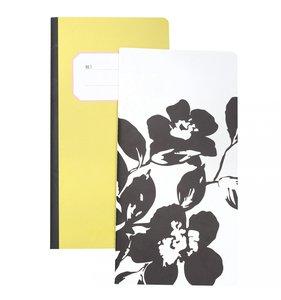 Heidi Swapp Journal Studio Inserts Floral 2 pk