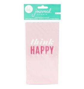 Heidi Swapp Journal Studio Inserts Happy 2 pk