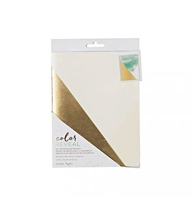 Cuaderno Geometric Color Reveal