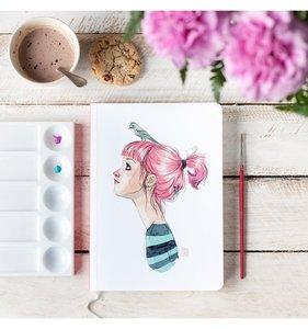 Cuaderno Pájaros en la cabeza Esther Gili