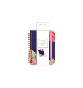 Cuaderno decorado A6 Graphic Florals