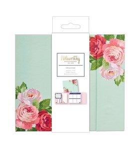 Organizador con cierre magnético Graphic Florals