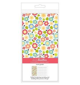 Inserto Calendario para midori Doodlebug Country Garden