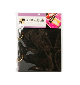 Insta Photo Album Black