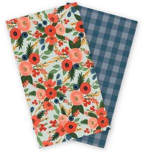 Cuadernos para Midori pag. Rayadas Full Bloom