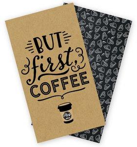 Cuadernos para Midori pag. Calendario Coffee
