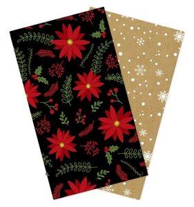 Cuadernos para Midori pag. Rayadas Celebrate Christmas