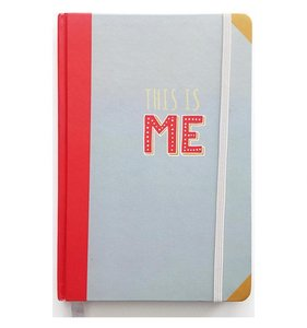 Cuaderno para diario This Is Me Family & Co