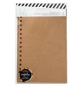Tapas Kraft de cuaderno Magnolia Jane