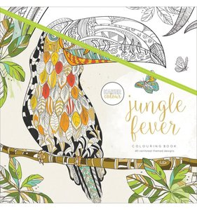 Libro de colorear Jungle Fever