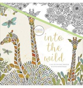 Libro de colorear Into the Wild