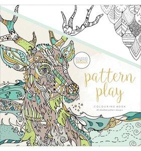 Libro de colorear Pattern Play