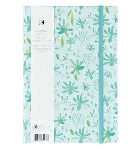 Cuaderno estilo journal Succulents