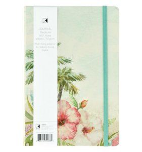 Cuaderno estilo journal Tropicana