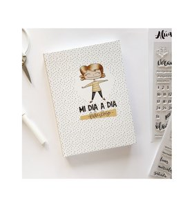 Cuaderno Deluxe Mi día a día fabuloso Alua Cid