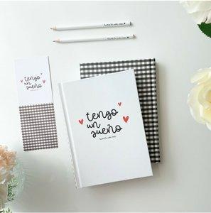 Cuaderno para Bullet Journal Tengo un sueño