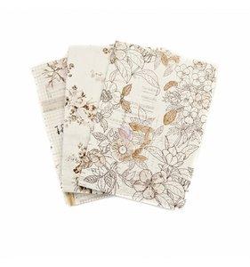 Cuadernos para midori Pretty Pale tamaño Passport