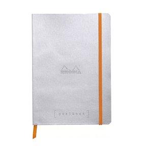 Cuaderno para Bullet Journal Rhodia Silver