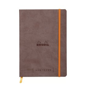Cuaderno para Bullet Journal Rhodia Chocolate