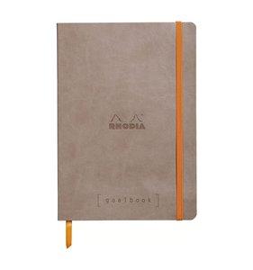 Cuaderno para Bullet Journal Rhodia Taupe