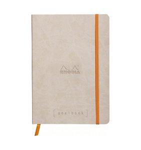 Cuaderno para Bullet Journal Rhodia Beige