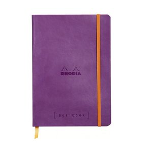 Cuaderno para Bullet Journal Rhodia Purple
