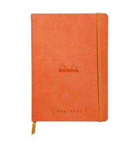 Cuaderno para Bullet Journal Rhodia Tangerine