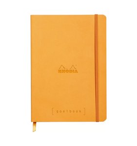 Cuaderno para Bullet Journal Rhodia Orange