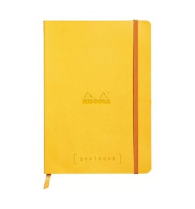 Cuaderno para Bullet Journal Rhodia Yellow