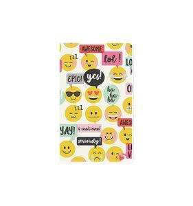Cuaderno Emoji Love
