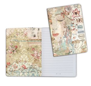 Cuaderno A5 Notebook Face