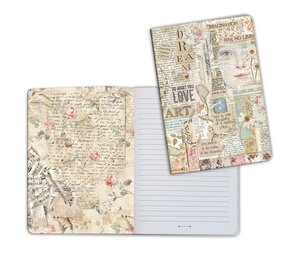 Cuaderno A5 Notebook Love Art