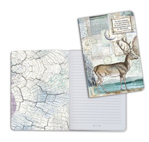 Cuaderno A5 Notebook Cosmos Deer