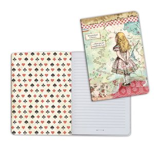 Cuaderno A5 Notebook Alice