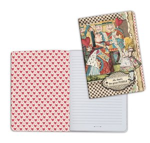 Cuaderno A5 Notebook Mad Hatter