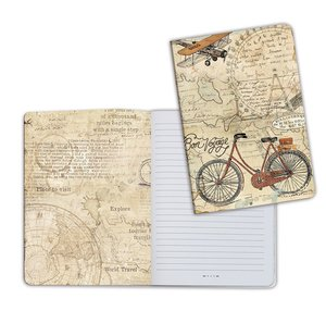Cuaderno A5 Notebook Bicycle
