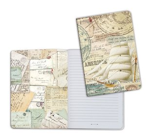 Cuaderno A5 Notebook Tall Ship