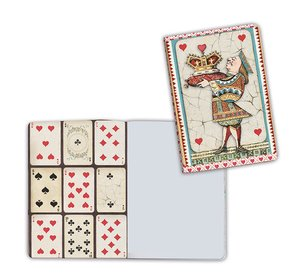 Cuaderno A6 Notebook Mad Hatter