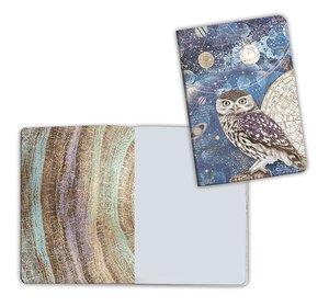 Cuaderno A6 Notebook Cosmos Owl