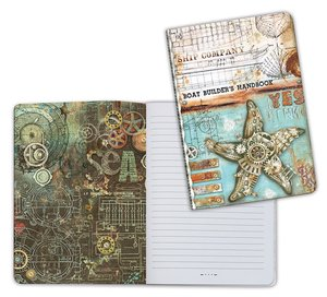 Cuaderno A6 Notebook Sea World Sea Star