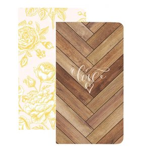 Cuadernos para midori Love & Flowers