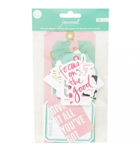 Heidi Swapp Journal Studio Die Cuts Adventure