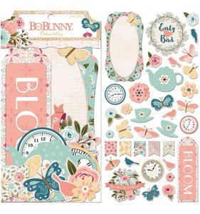 Die Cuts Noteworthy Early Bird