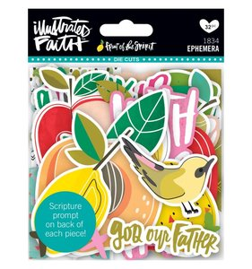 Die Cuts Fruit of the spirit