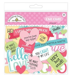 Die Cuts Chit Chat So Punny