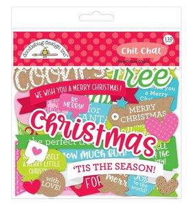 Die cuts frases Christmas Town Doodlebug