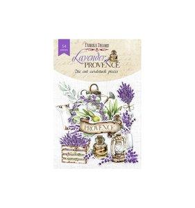 Die Cuts Fabrika Decoru Lavender Provence
