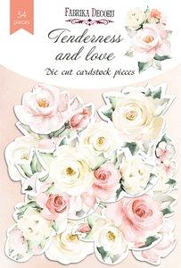 Die Cuts Fabrika Decoru Tenderness & Love
