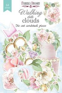 Die Cuts Fabrika Decoru Walking on Clouds